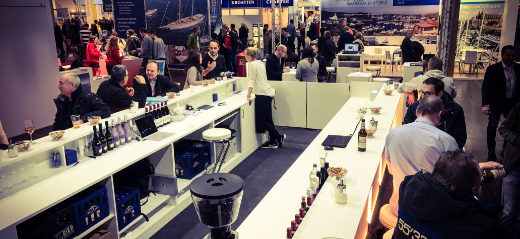 Boot 2017 - Yachtcharter - Stand
